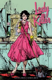 Cover - Lady Killer #1, Rechte bei Panini Comics