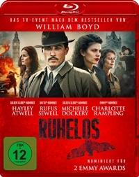 Blu-ray Cover - Ruhelos, Rechte bei Koch Media