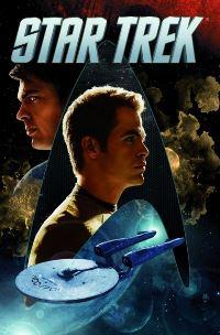Comic Cover - Star Trek #7: Die neue Zeit 2, Rechte bei cross cult
