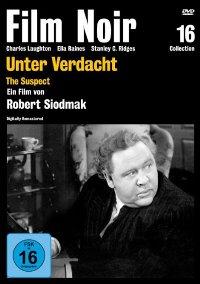 DVD Cover - Unter Verdacht, Rechte bei Koch Media