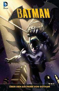 Comic Cover - Batman Megaband #2: Über den Dächern von Gotham, Rechte bei Panini Comics