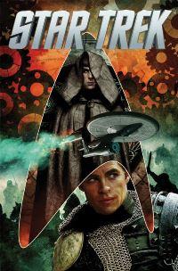 Comic Cover - Star Trek #8: Die neue Zeit 3, Rechte bei cross cult