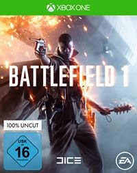 Xbox One Cover - Battlefield 1, Rechte bei EA