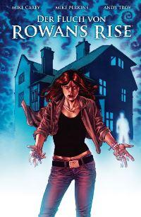 Comic Cover - Der Fluch von Rowans Rise, Rechte bei Panini Comics