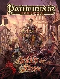 Cover - Pathfinder Handbuch: Helden der Straße, Rechte bei Ulisses Spiele