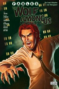 Comic Cover - Fables - The Wolf Among: Der Wolf geht um #1, Rechte bei Panini Comics