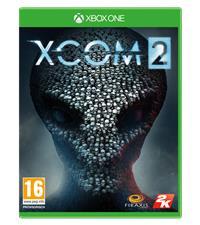 Xbox One Cover - XCOM 2 Digital Deluxe Edition, Rechte bei 2K