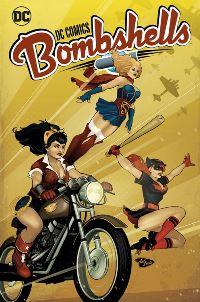 Comic Cover - DC Comics Bombshells #1: Wehrdienst, Rechte bei Panini Comics