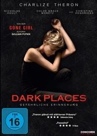 DVD Cover - Dark Places – Gefährliche Erinnerung, Rechte bei Concorde Home Entertainment