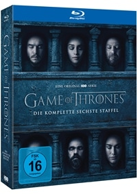 Game of Thrones Staffel 6, Rechte bei Warner Bros.