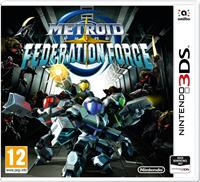 3DS Cover - Metroid Prime: Federation Force, Rechte bei Nintendo