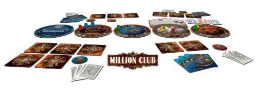 Spielinhalt - Million Club, Rechte bei Asmodee