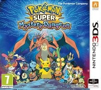 Pokemon Super Mystery Dungeon Cover