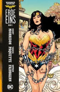 Comic Cover - Wonder Woman: Erde Eins #1, Rechte bei Panini Comics