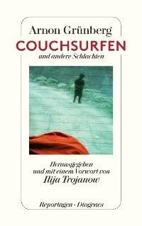Buchcover - Couchsurfen und andere Schlachten, Rechte bei Diogenes