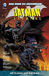 Comic Cover - Batman Eternal #4: Hetzjagd auf Batman, Rechte bei Panini Comics