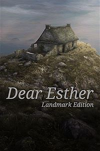 Xbox One Cover - Dear Esther: Landmark Edition, Rechte bei Curve Digital