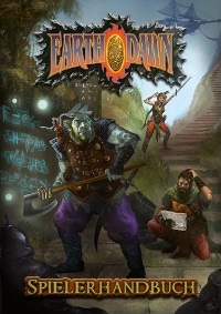 Cover Grundregelwerk - Earthdawn Spielerhandbuch, Rechte bei Ulisses Spiele