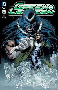 Comic Cover - Green Lantern #2: Die schwarze Hand des Todes, Rechte bei Panini Comics