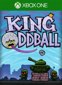 Xbox One Cover - King Oddball, Rechte bei 10tons Ltd.