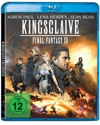 BD Cover - Kingsglaive: Final Fantasy XV, Rechte bei Sony Pictures