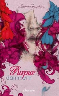 Buchcover - Purpurdämmern, Rechte bei Ueberreuter