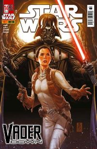 Comic Cover - Star Wars #14: Vader Down, Rechte bei Panini Comics