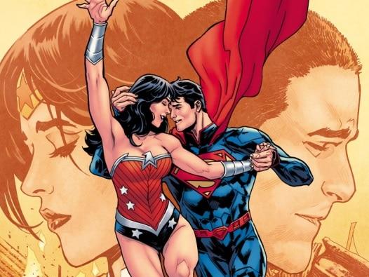Superman/Wonder Woman #4: Gebrochene Herzen, Rechte bei Panini Comics
