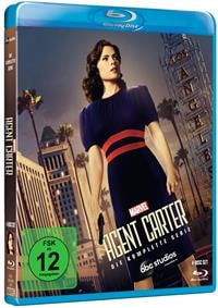 Marvel's Agent Carter - Die komplette Serie, Rechte bei Disney / ® 2016 Marvel. ® 2016 ABC