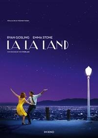 La La Land © 2016 STUDIOCANAL GmbH Hauptplakat