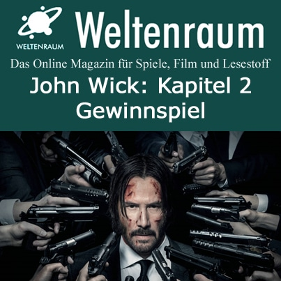 Gewinnspiel John Wick 2