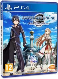 PS4 Cover - Sword Art Online: Hollow Realization, Rechte bei Bandai Namco