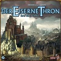 Der Eiserne Thron - 2. Edition, Rechte bei Heidelberger Spieleverlag