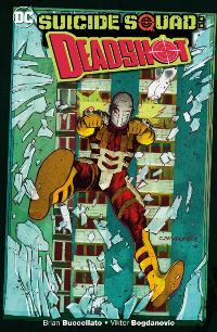 Comic Cover - Suicide Squad: Deadshot, Rechte bei Panini Comics