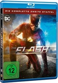 The Flash – die komplette 2. Staffel, Rechte bei Warner Bros.