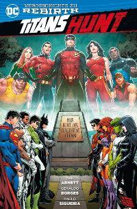 Titans Hunt, Rechte bei Panini Comics