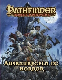Pathfinder Ausbauregeln IX: Horror, Rechte bei Ulisses Spiele