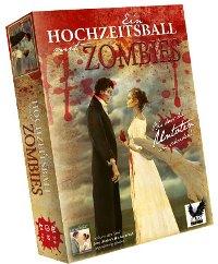 Ein Hochzeitsball mit Zombies, Rechte bei Corax Games