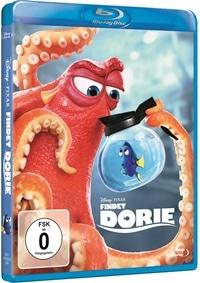 Blu-ray Cover - Findet Dorie, © 2017 Disney/Pixar