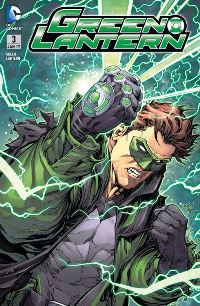 Comic Cover - Green Lantern #3: Parallax´ Rückkehr, Rechte bei Panini Comics