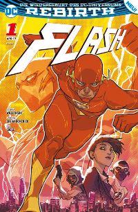Flash #1: Die Flash-Akademie, Rechte bei Panini Comics
