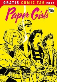 Paper Girls, Rechte bei cross cult