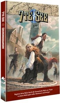 7te See Grundregelwerk (2. Edition), Rechte bei Pegasus Spiele