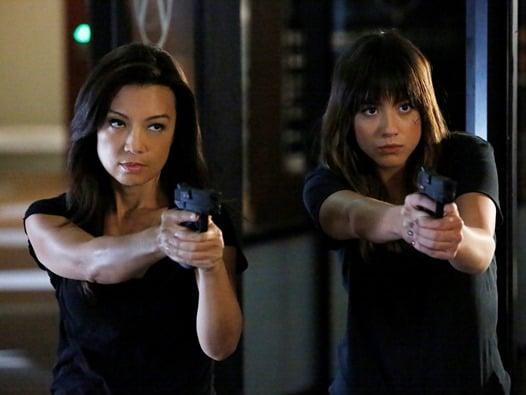 Marvel's Agents of S.H.I.E.L.D.: Die komplette zweite Staffel, Rechte bei © 2017 Marvel & ABC Studios