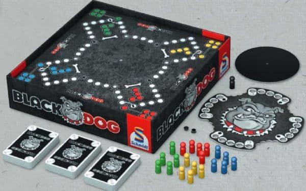 Black Dog - Spielmaterial