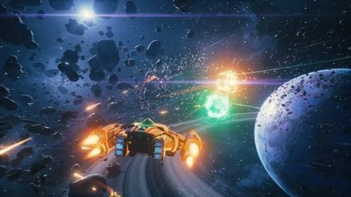 Everspace, Rechte bei Rockfish Games