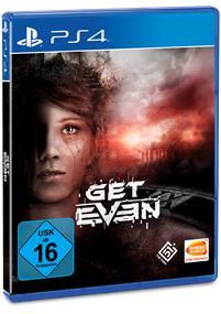 Get Even, Rechte bei Bandai Namco Entertainment