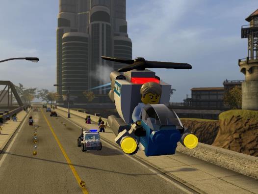 LEGO Dimensions FP LEGO City