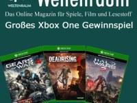 Großes Xbox One Gewinnspiel