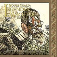 Mouse Guard: Legenden der Wächter #3, Rechte bei cross cult